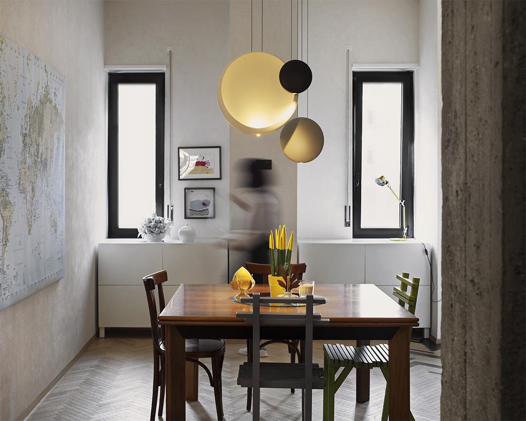 progettazione casa moderna arredamento design architetto Salerno